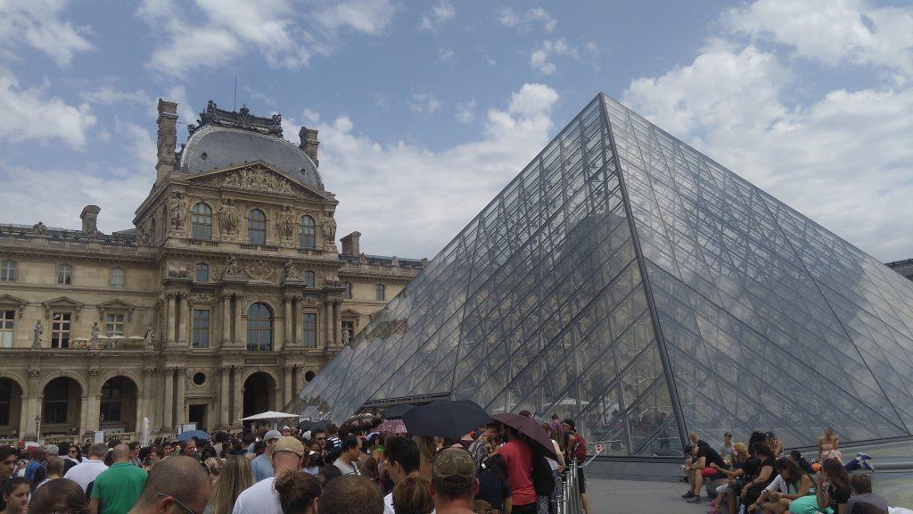 Museo de Louvre, París. Francia.