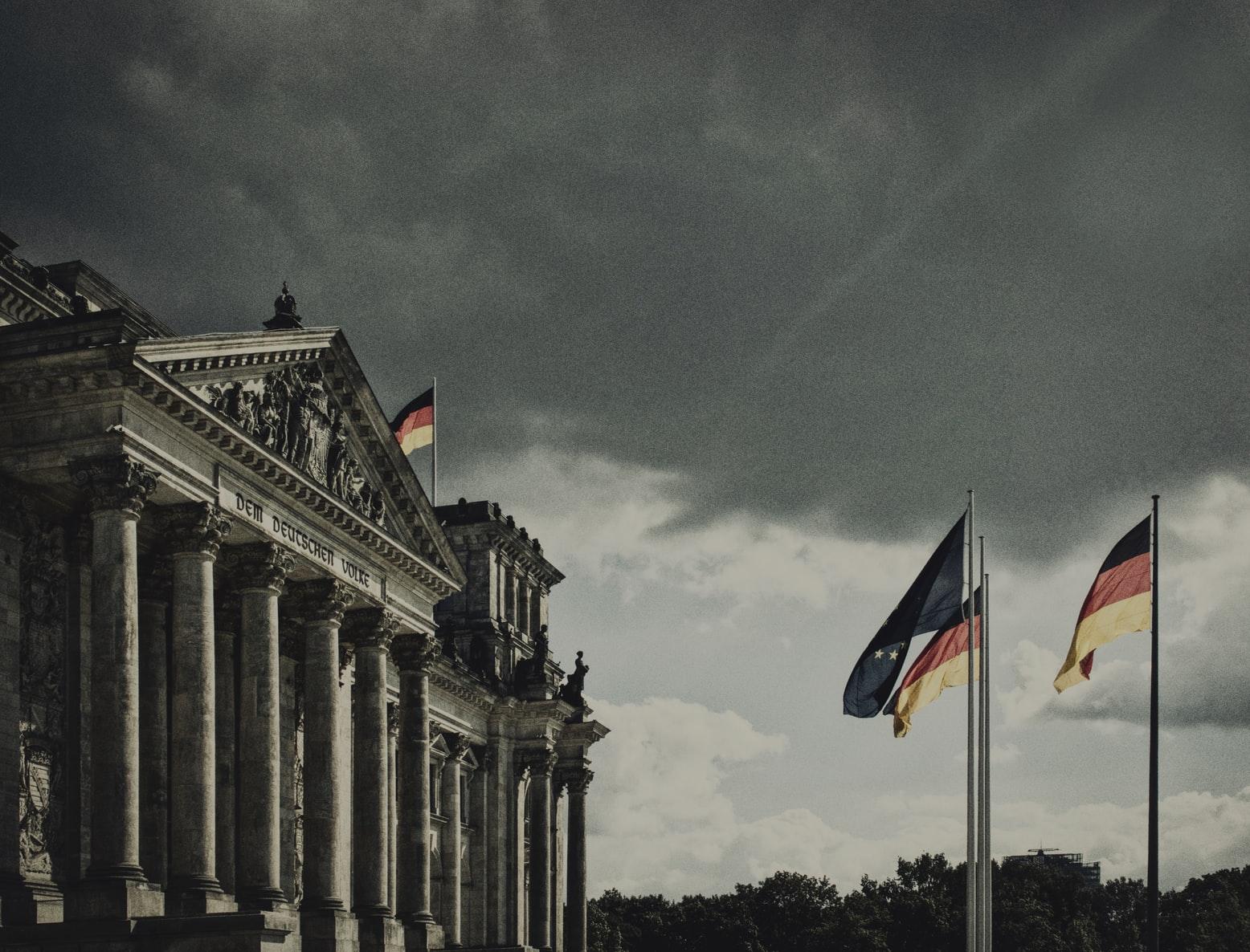 Alemania cierra sus fronteras 16 marzo 2020