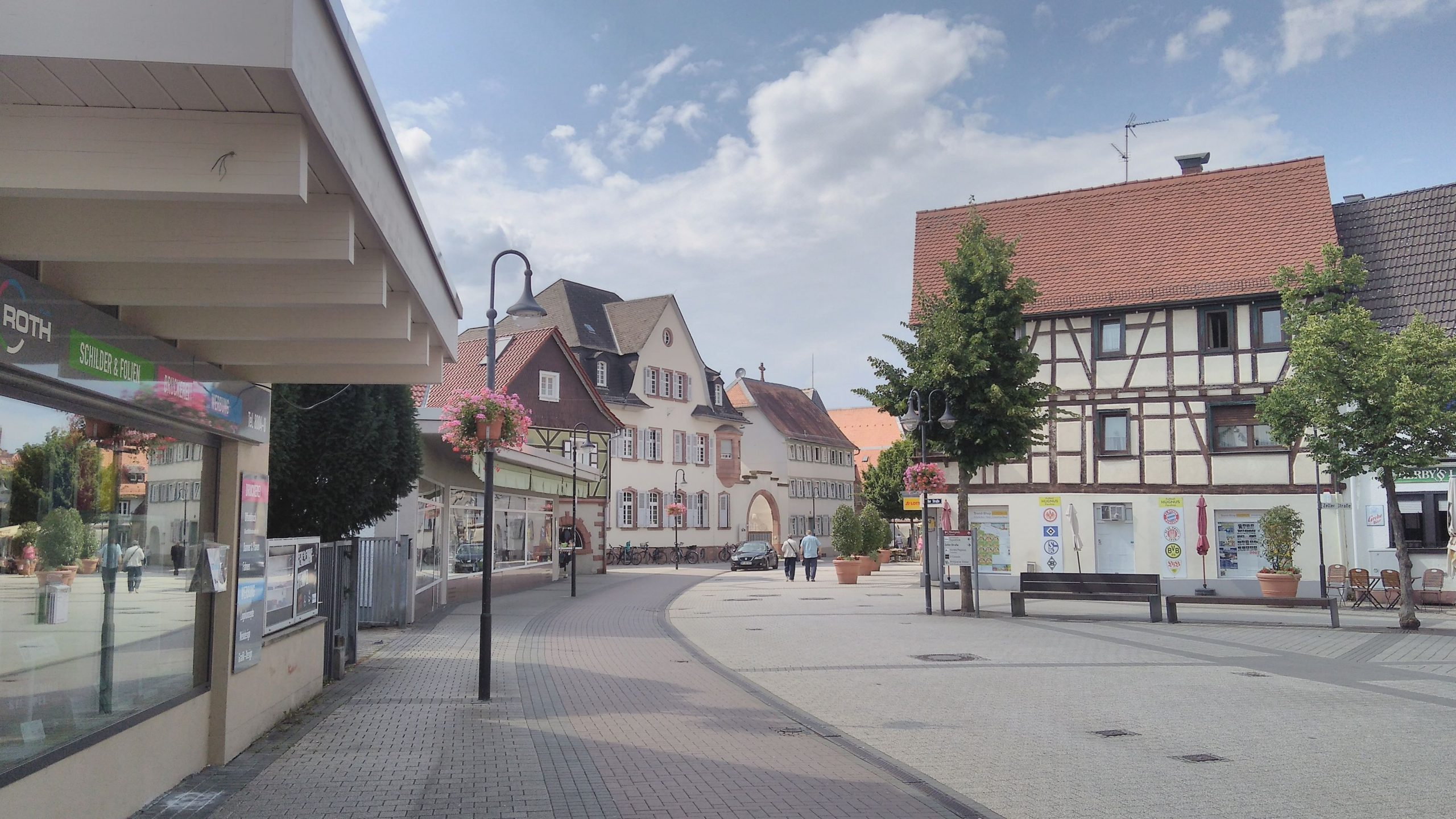 Bensheim, Alemania - Viajero Cool